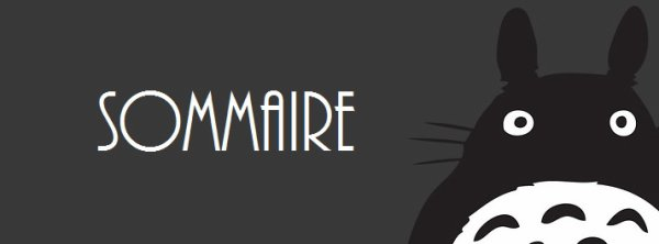 Sommaire ♔