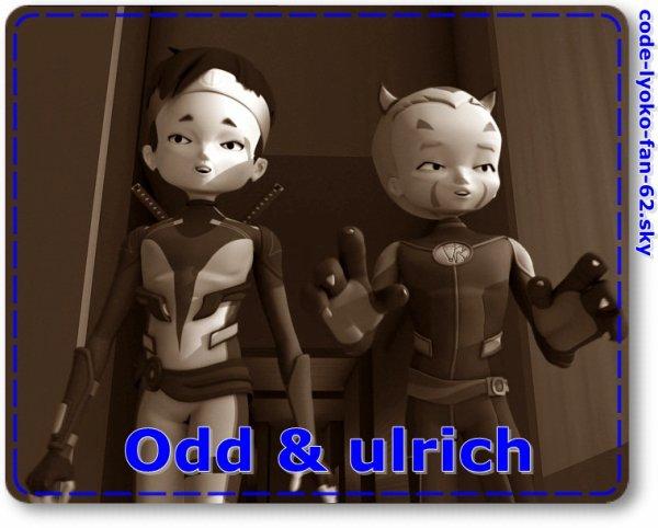 Ulrich et odd