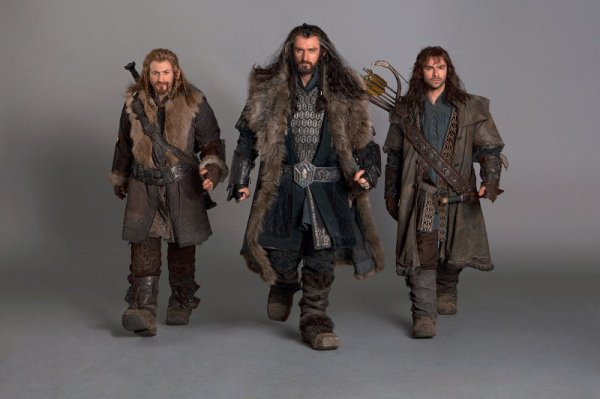 Bilbo le Hobbit :)