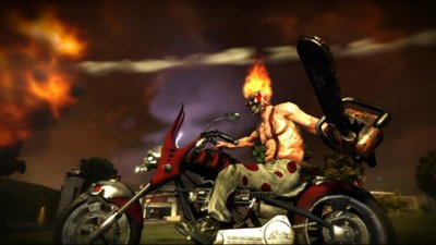 Twisted Metal  reporté a 2012