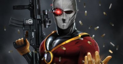 DeadShot dans Batman Arkham city
