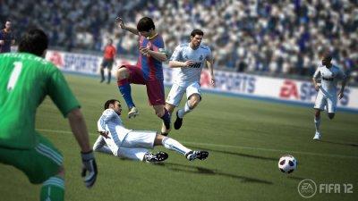FIFA 12 : le meilleur lancement de cette année