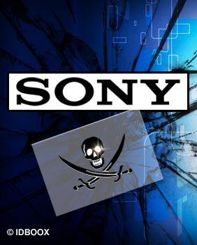 Sony victime a nouveau de Piratage