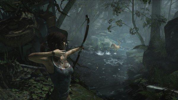 12-15H en compagnie de Lara Croft