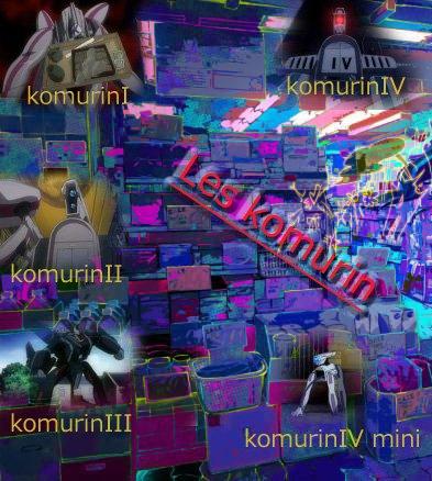 Komurin, c'est qui?