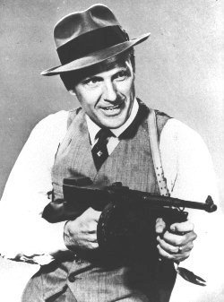 ELIOT NESS  Alias Robert Stack