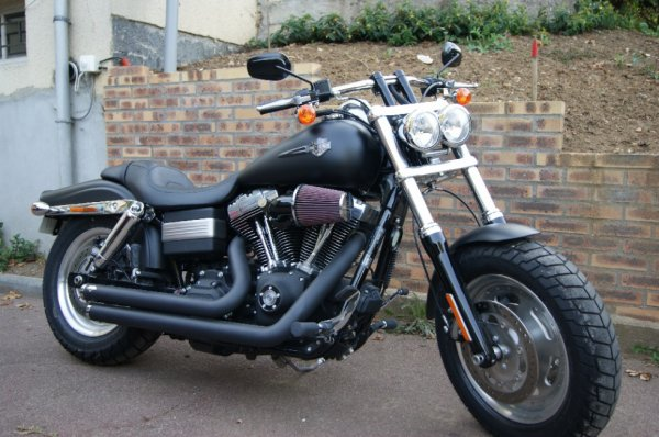 this is my new harley