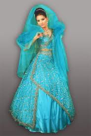 robe de mariée oriental !