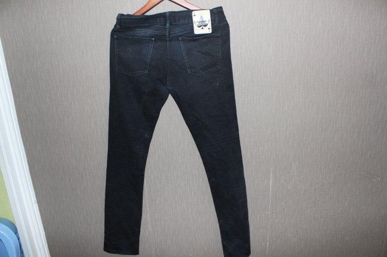 Pantalon noir Hells Bells