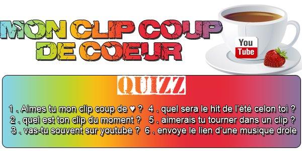 ♪♬ ♩Battle Clips ♪♬ ♩Nouveautés et futurs tubes  [ Quizz YouTube ] Clip Coup de ♥