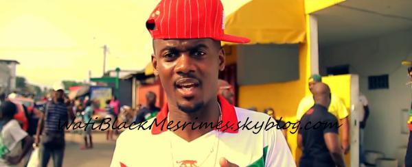 """Black M dans le nouveau clip de la Sexion """"Africain"""" ♥"""
