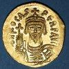 solidus de Phocas 602-610