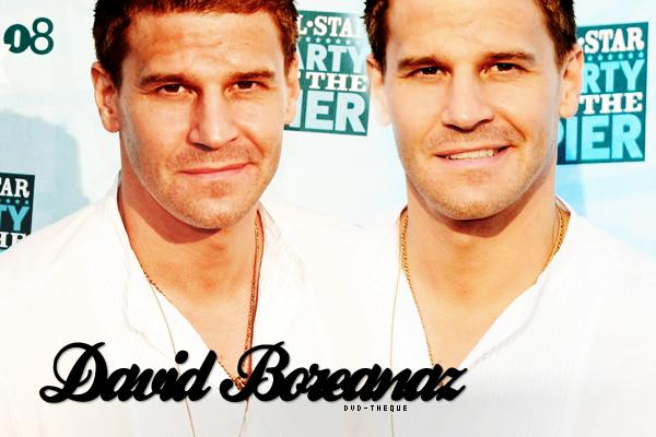 David Boreanaz ♥