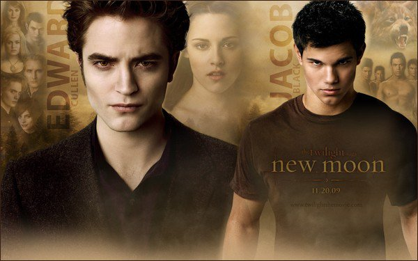 New moon : o2 Premiers Extraits ♥