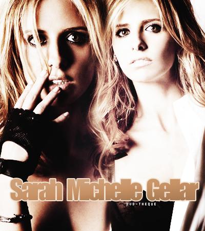 Sarah Michelle (Gellar) Prinze ♥