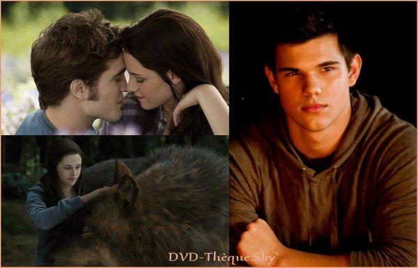 Twilight Chapitre 03 : Hésitation ♥