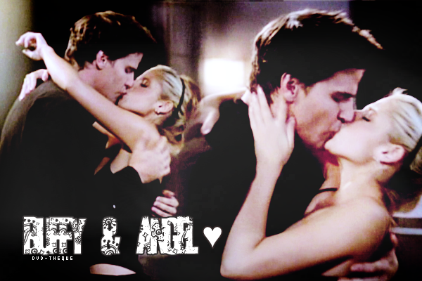 Buffy & Angel ♥ (BTVS & Angel)