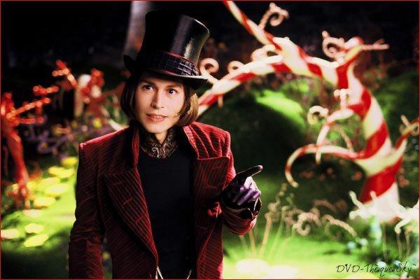 Charlie et la Chocolaterie (2005)