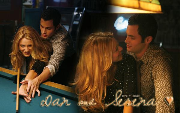 Dan & Serena ♥ (Gossip Girl)