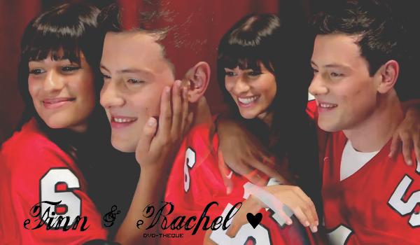 Finn & Rachel ♥ (Glee)
