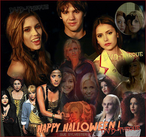 Happy Halloween on DVD-Theque !