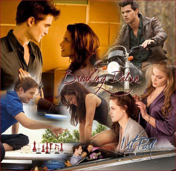 Twilight Chapitre 04 Part.01 : Révélation ♥