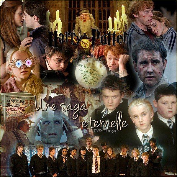 Harry Potter, Toute une histoire ♥