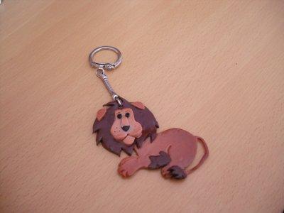 x. Porte clef Li0N ! 6 euros