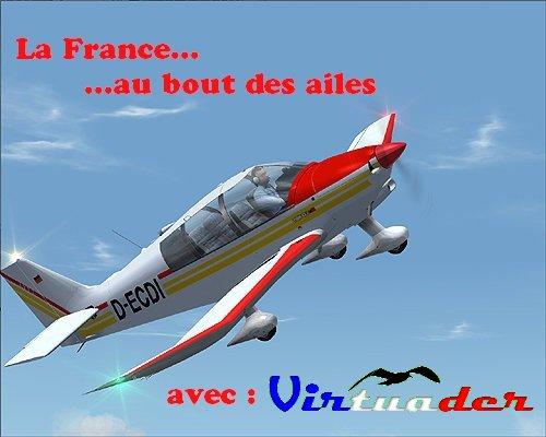 La France...Au bout des ailes
