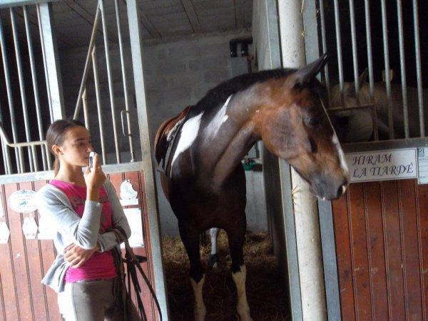 gepy le meilleure cheval que j'ai connu (l)