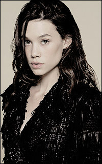 — Astrid Berges-Frisbey