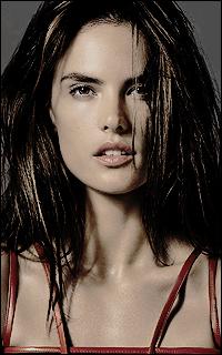 — Alessandra Ambrosio