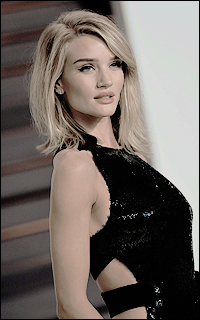 — Rosie Huntington-Whiteley
