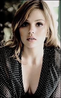 — Aimee Teegarden