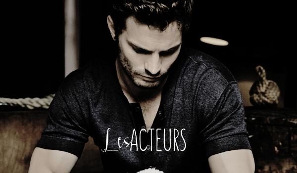 — Acteurs