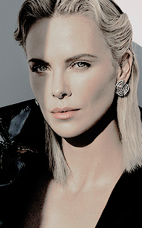 — Charlize Theron