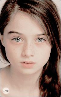 — Raffey Cassidy → Kristen Stewart