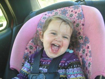 Ma fille a 1 ans et 7 mois