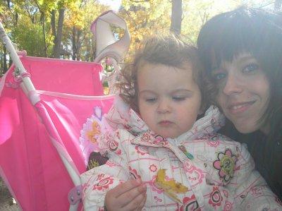 Moi et bébé d'amouur
