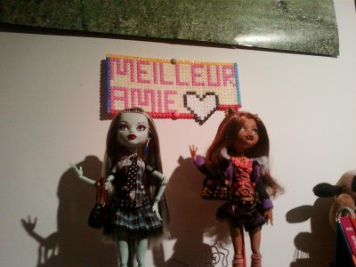 mes monster high