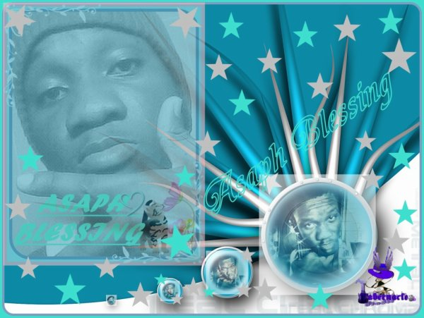Asaph Blessing son of God for life