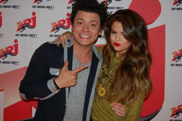 Kev adams & selena gomez