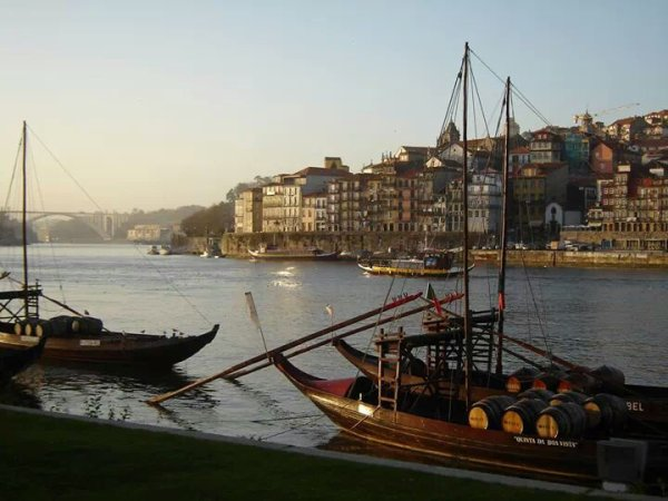belle journee a porto
