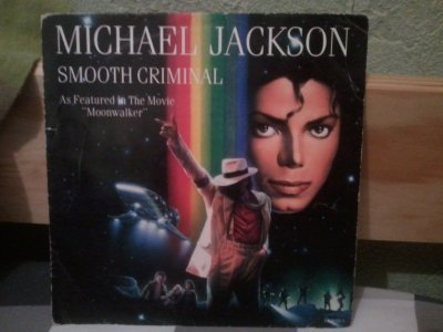 45 TOURS SMOOTH CRIMINAL