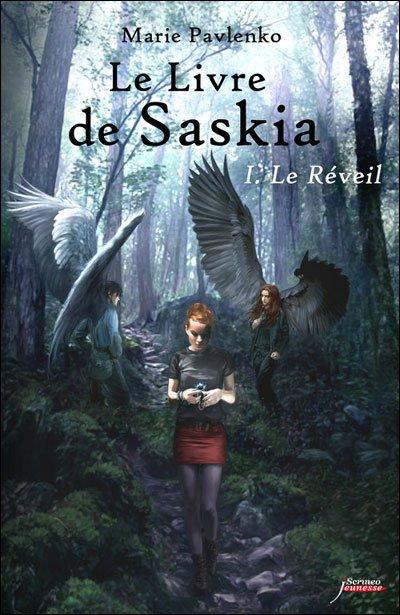 le livre de saskia t1 (coup de (l))