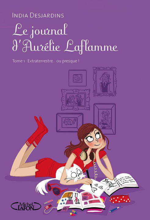 le journal d'Aurélie laflamme t1