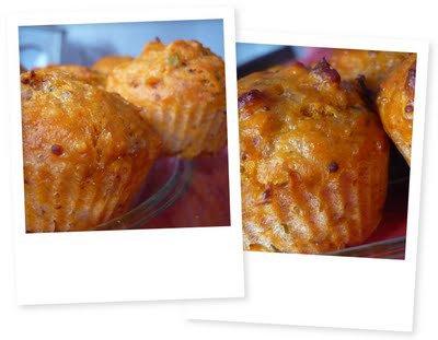 Mes fameux muffins thon maïs !