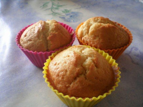 Ma recette pour des muffins sucrés !