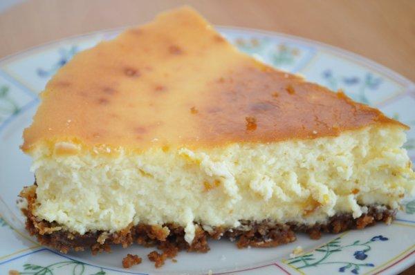 Mon Cheesecake (à préparer la veille) !