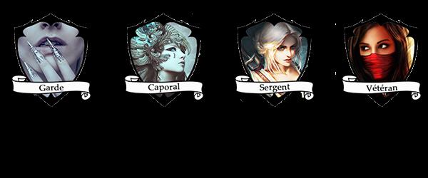 Les honneurs [Badges & Récompenses]